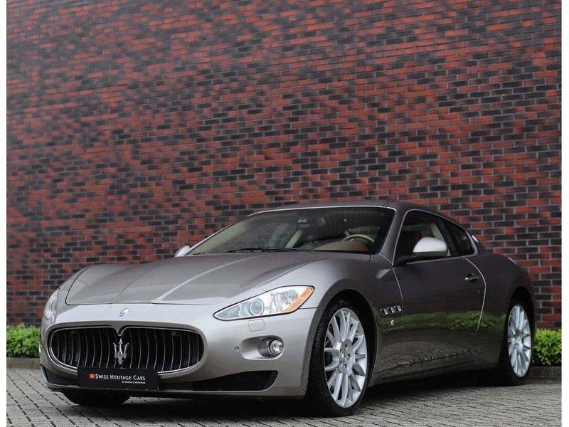 Maserati GranTurismo 4.7 S *Dealer onderhouden*Memory*Vol!* afbeelding 4