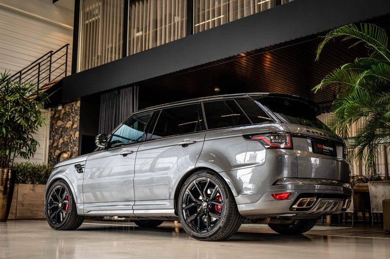 Land Rover Range Rover Sport P575 SVR | Panorama | Stoelkoeling | HUD | Carbon afbeelding 22