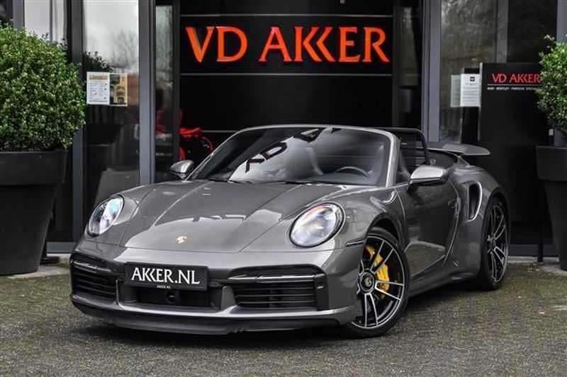 Porsche 911 TURBO S CABRIO ACC+ST.KOELING+MATRIX LED afbeelding 1