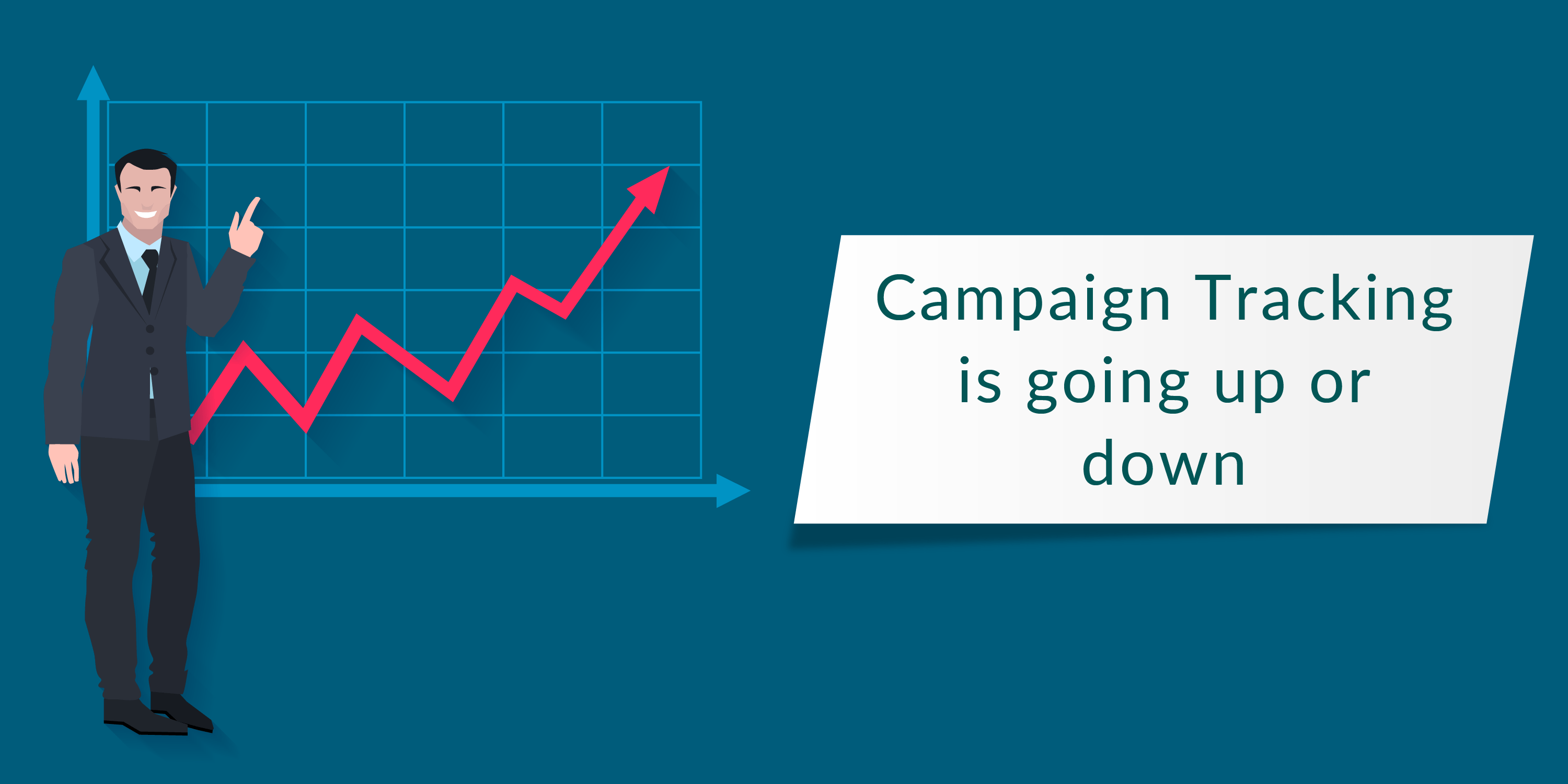 CAMPAIGN TRACKING IS GOING UP OR DOWN