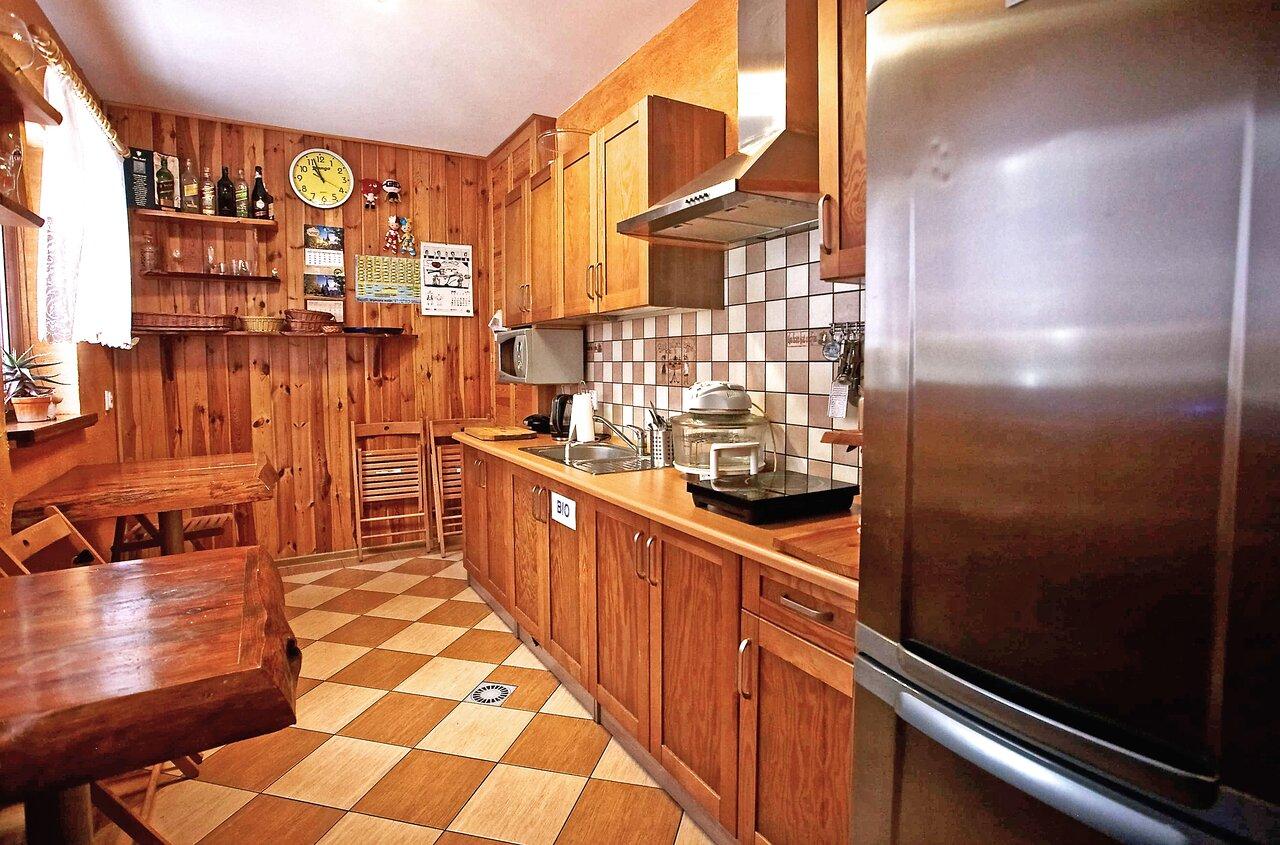 Kuchnia w domku • Pod Smerkami - Szklarska Poręba