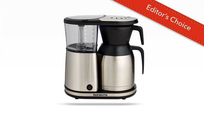 Bonavita 1900TS Coffee Brewer Review