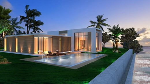 Villa Miami detail 02