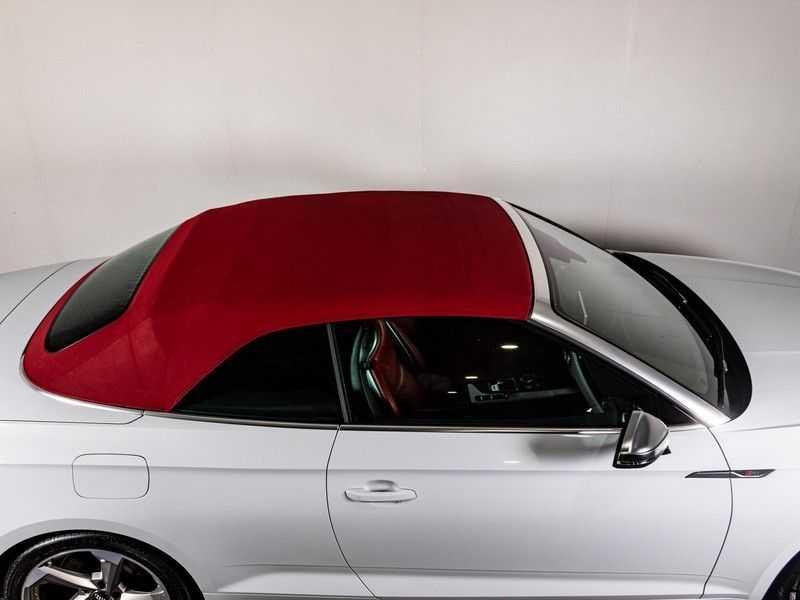 Audi A5 Cabriolet 3.0 TFSI S5 quattro Pro Line Plus 354PK | Adapt.Cruise | Massage Stoelen | 360 Camera | afbeelding 19