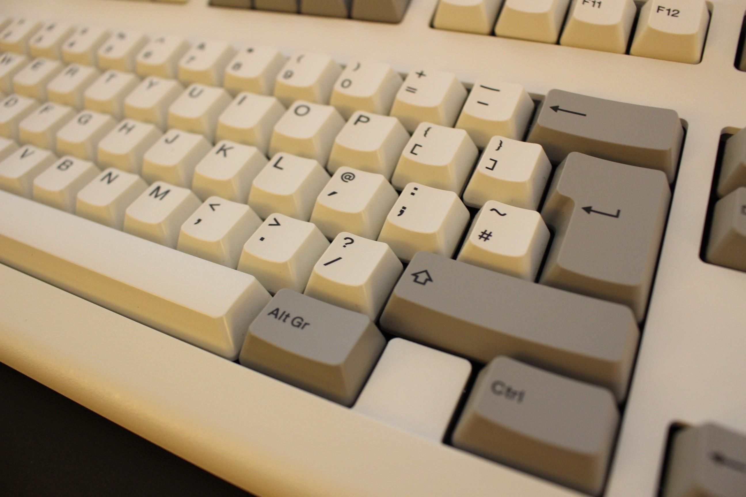 Keyboard Junk