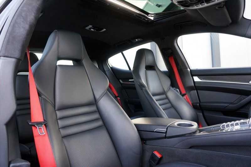 Porsche Panamera 4.8 Turbo *PCCB *Carbon afbeelding 9