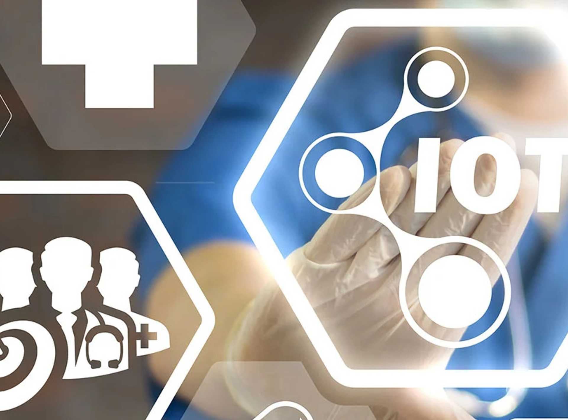 Accruent - Resources - Webinars - Transform Healthcare Operations with the Latest IoT Strategies - Hero