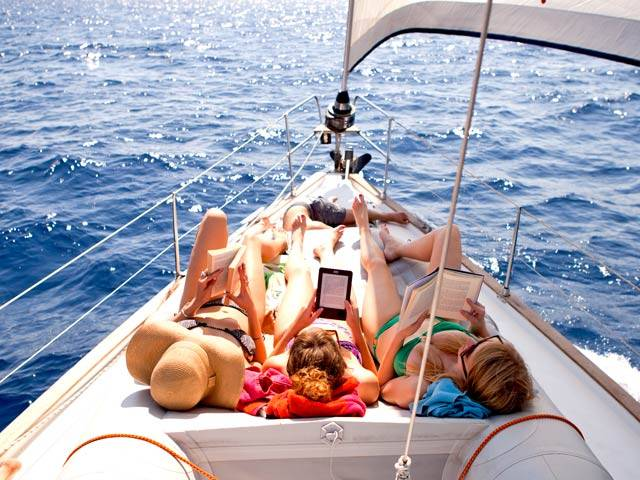 Rest and Relaxation on a Turkey Sailing Holiday