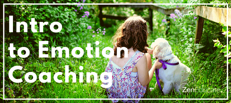 Introduction to Emotion Coaching