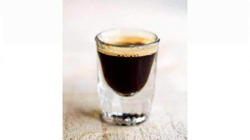 An Espresso Shot