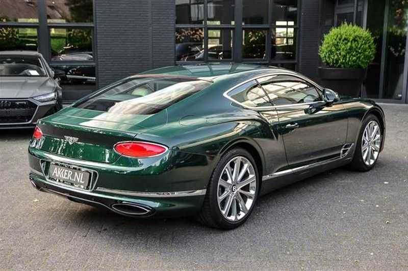 Bentley Continental GT W12 MULLINER MASSAGE+HEADUP+TOPVIEW afbeelding 25