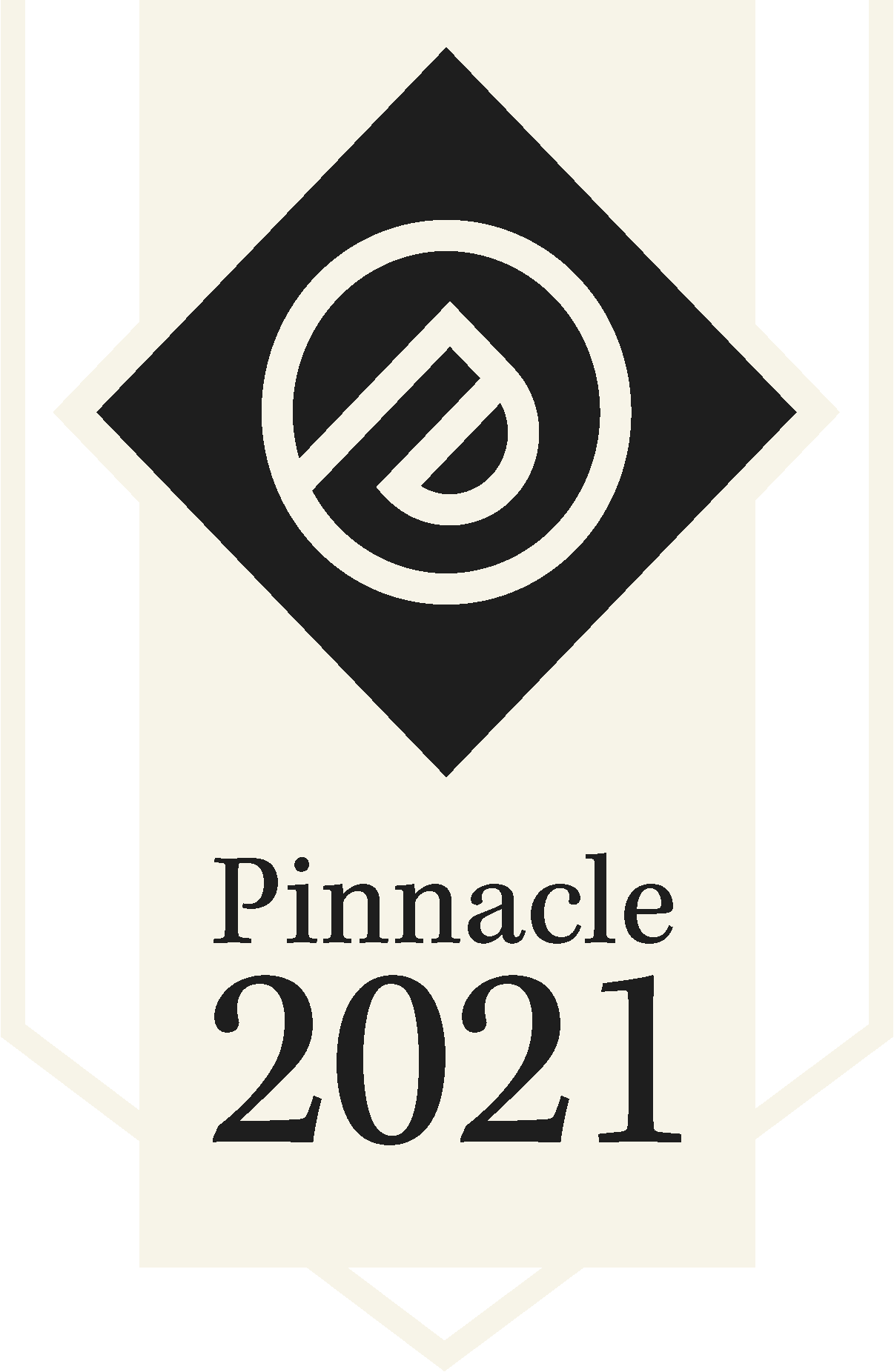 Pinnacle 2021 Badge