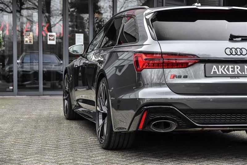 Audi RS6 DYNAMIC PLUS+DESIGNPAKKET+SP.ONDERSTEL NP.238K afbeelding 12
