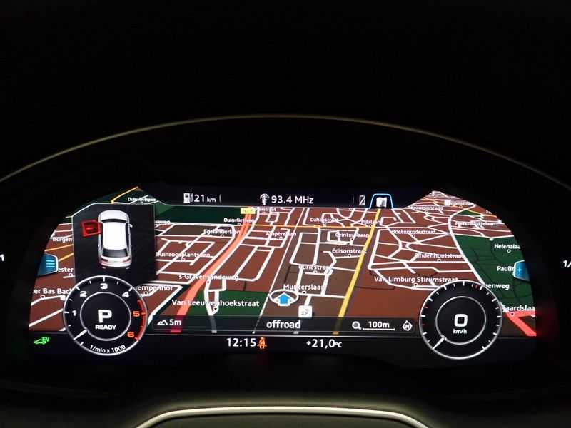 Audi Q7 3.0 TDI e-tron 374pk Quattro [S-Line] Aut- Leer, Virtual Cockpit, 360 Camera, Xenon afbeelding 9