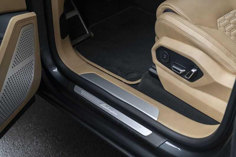 Lamborghini Urus 4.0 V8 Full Adas Package, Annima, Panorama, B&O 3D, ACC, Keramische Remmen, Seat Pack: Massage, Koeling, Verwarming, Stuurwielverwarming, Nachtzicht ass, Head-up, Homelink, afbeelding 13