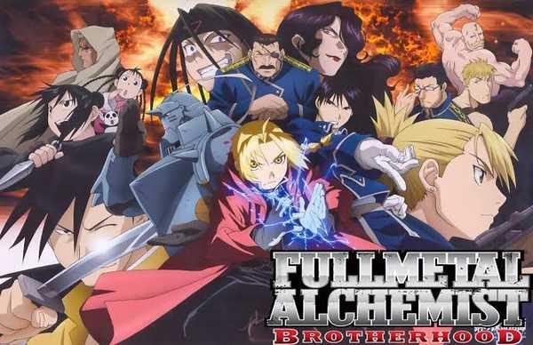 streaming fullmetal alchemist