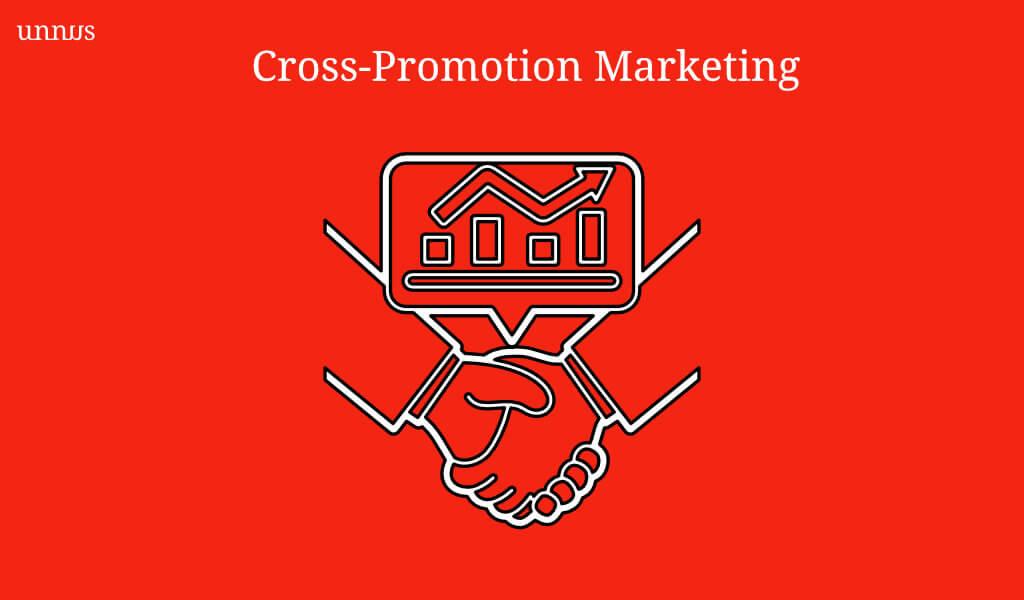 Illustration of Cross Promotion Marketing