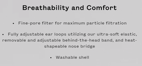 Polo facemask description