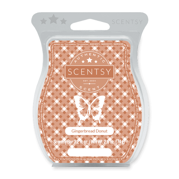 Picture of Gingerbread Donut Scentsy Bar