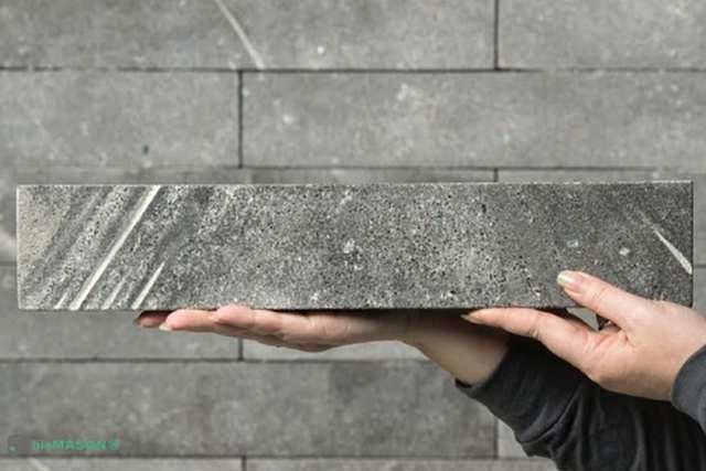 Bio Cement - No kiln firing, No CO2 emissions. Grown sustainable building material.