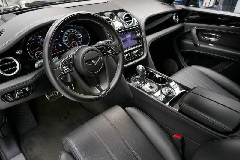 Bentley Bentayga 4.0 D Massage stoelen - Panorama - Trekhaak afbeelding 14