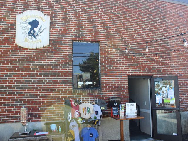 Widowmaker Brewing in Braintree, MA