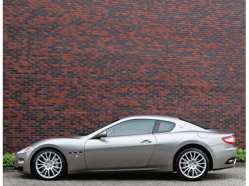 Maserati GranTurismo 4.7 S *Dealer onderhouden*Memory*Vol!* afbeelding 22