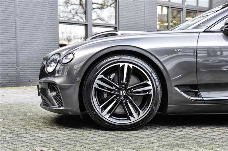 Bentley Continental GT V8 MULLINER+MASSAGE+B&O+BLACKLINE NP.322K afbeelding 22