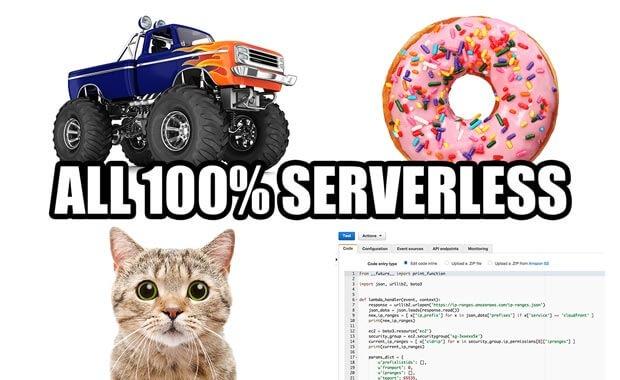 Serverless Still Runs on Servers