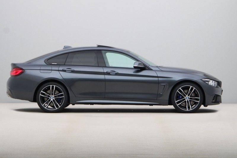 BMW 4 Serie Gran Coupé 420i High Executive M-sport afbeelding 10