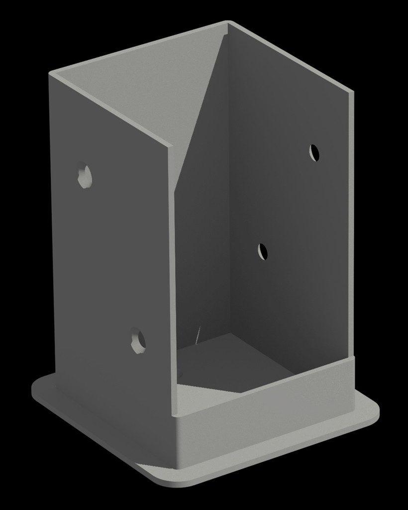 Bolt Down Bracket System Image #2