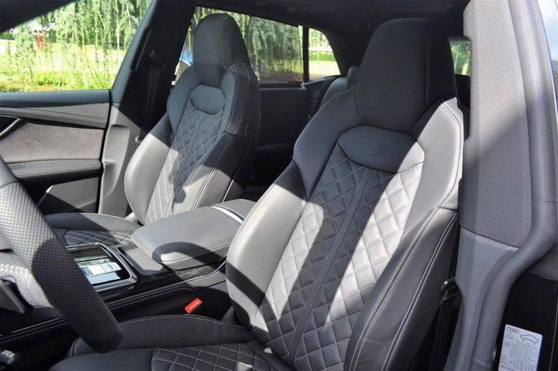 Audi Q8 55 TFSI S-Line / Massage / HuD / B&O Advanced afbeelding 8