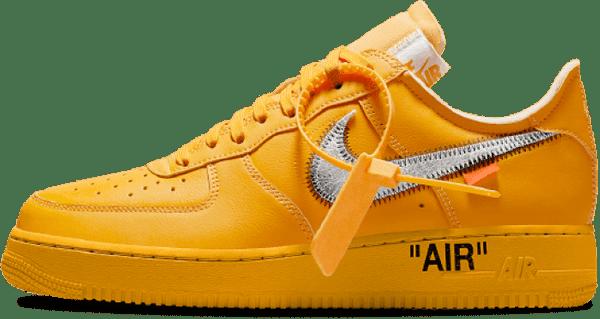 Nike x Off-White Air Force 1 Low - Exclusivité Américaine