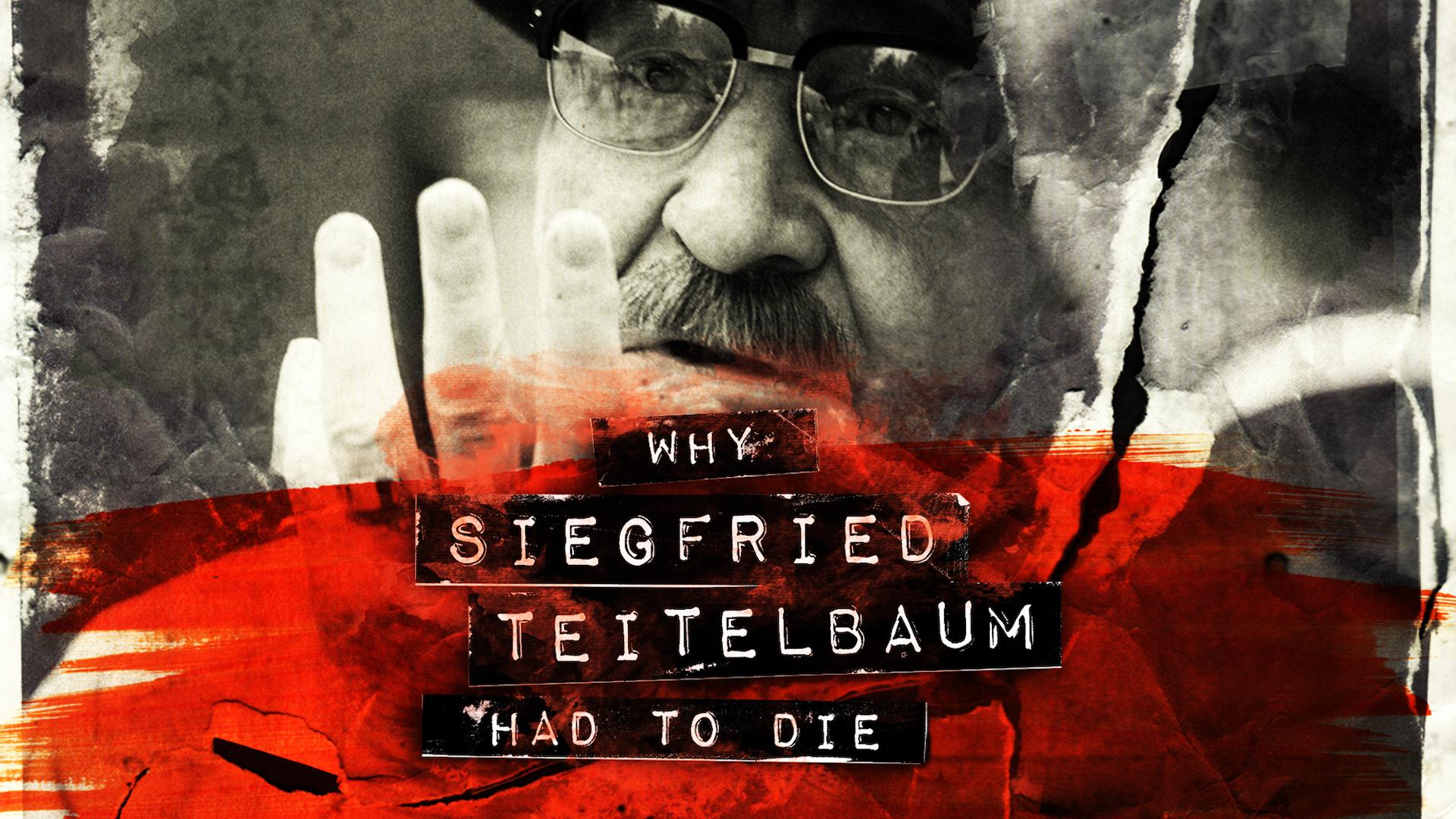 Siegfried Teitelbaum