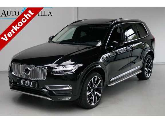 Volvo XC90 2.0 T6 AWD Inscription 7 pers.
