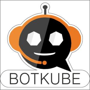 botkube stickers developer swags