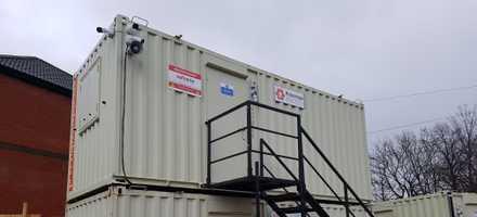 New Housing Development Site CCTV – Manchester