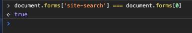 Chrome DevTools Console screenshot