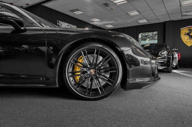 Porsche 911 991.2 Turbo S Burmester Akrapovic 3.8 Turbo S afbeelding 8