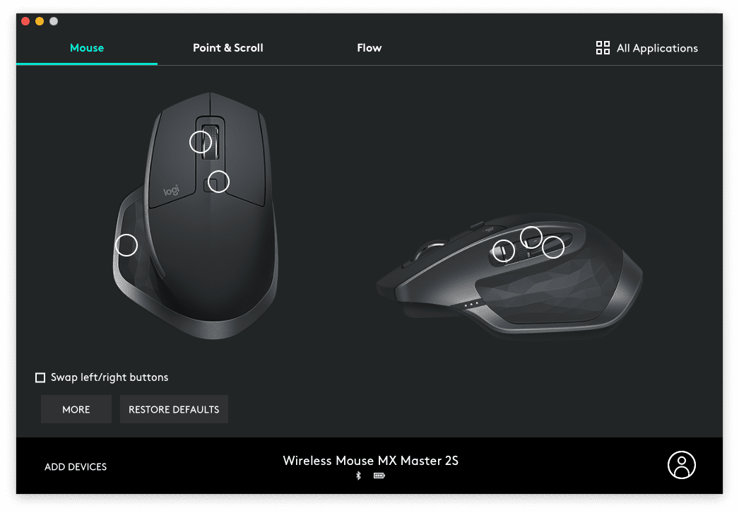 Logitech Options