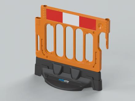 SafeSite WonderWall Barrier