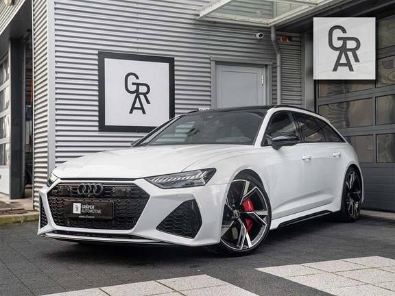 Audi RS6 Avant | Keramisch | Panorama RS 6 TFSI quattro