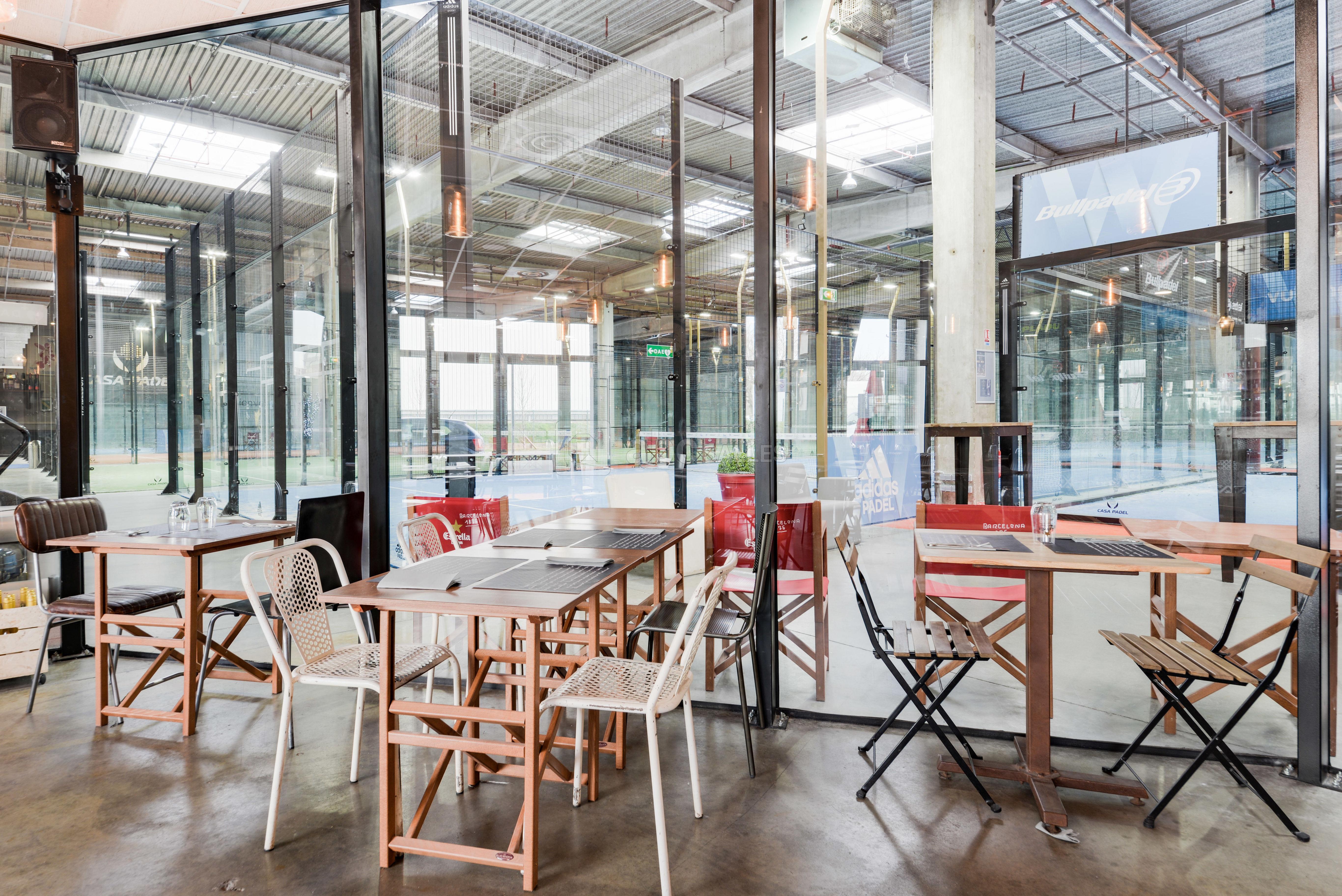Restaurant Casa Padel