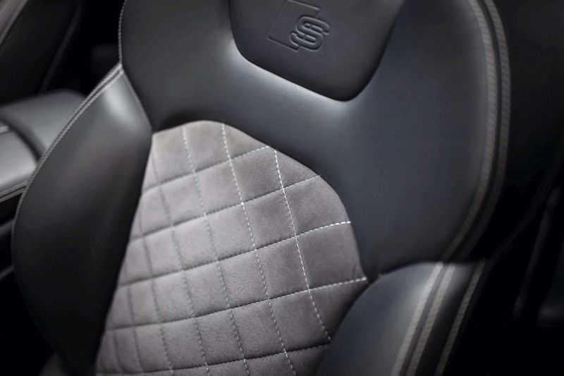 Audi SQ7 4.0 TDI Quattro *4 Wielbesturing / HUD / BOSE / Pano / 360 Camera / Nachtzicht* afbeelding 15
