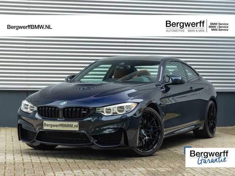 BMW 4 Serie Coupé M4 Competition - Individual afbeelding 1