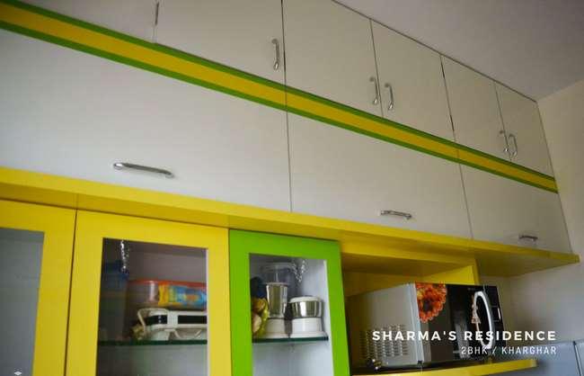 Sharma's Residence 2BHK Kanjurmarg
