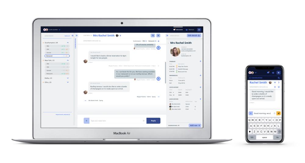 Alliants Messaging Platform