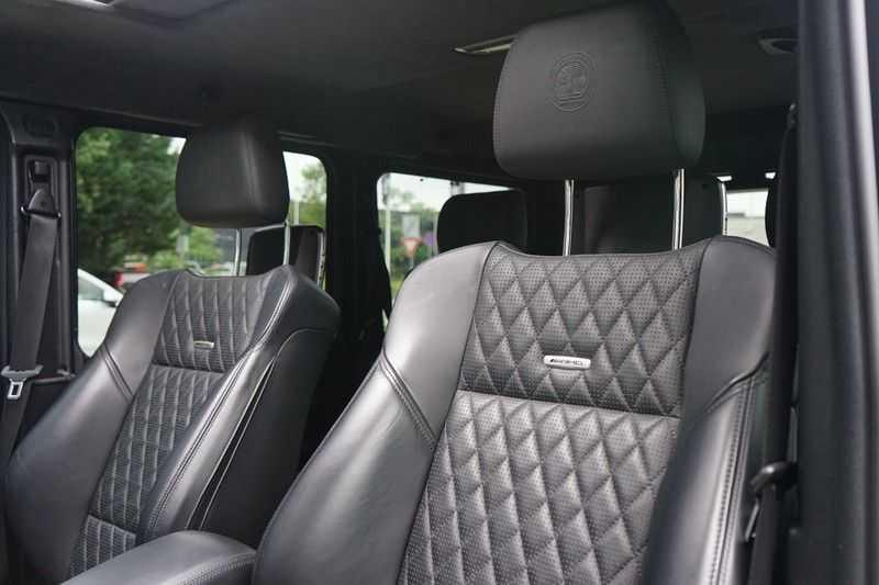 Mercedes-Benz G-Klasse 65 AMG DESIGNO MAGNO NIGHT BLACK afbeelding 19