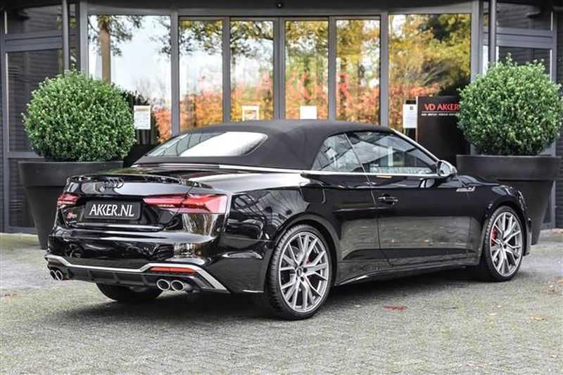 Audi S5 CABRIO HEADUP+SPORTDIFF+TOPVIEW NP.132K afbeelding 4