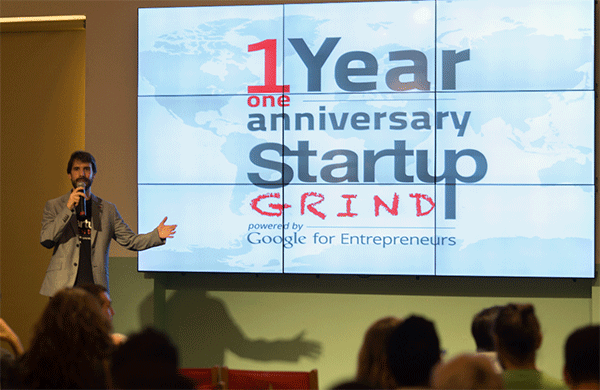 Startup Grind Barcelona First Anniversary Event